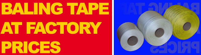 Baling Tape At Factory Prices